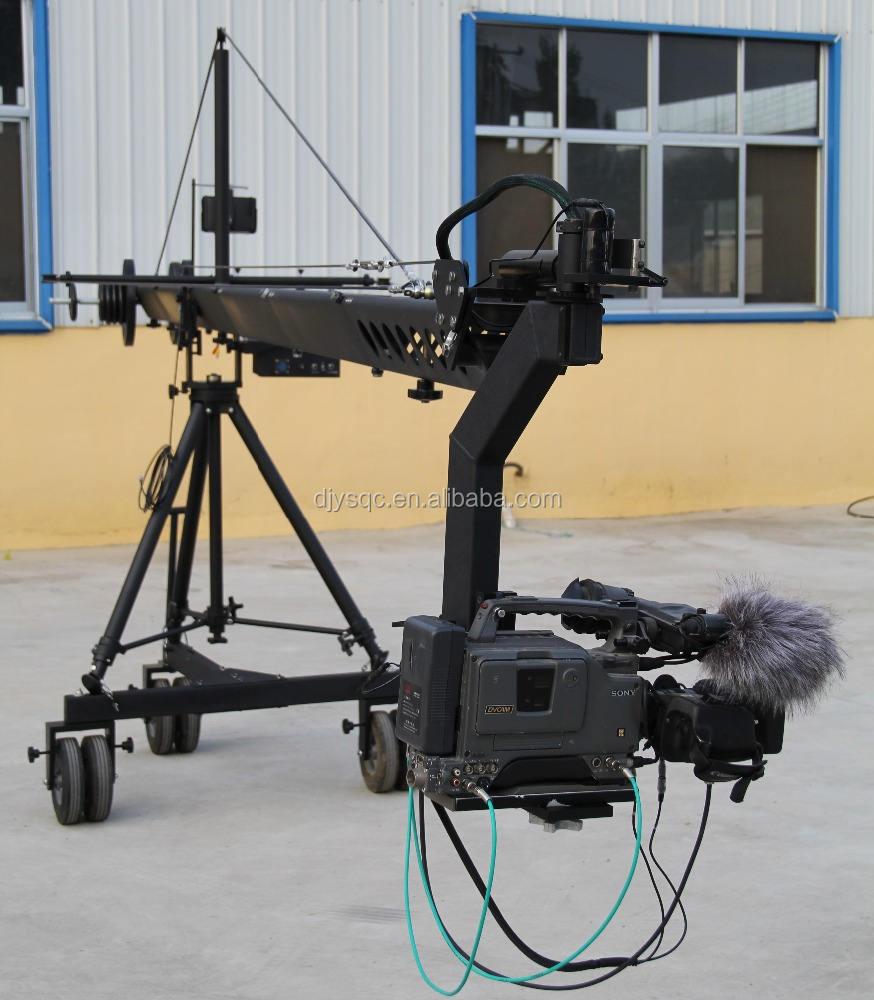 3 <span class=keywords><strong>M</strong></span> tetragonum 2 eje cabeza electrónica cámara de vídeo <span class=keywords><strong>jib</strong></span> Crane