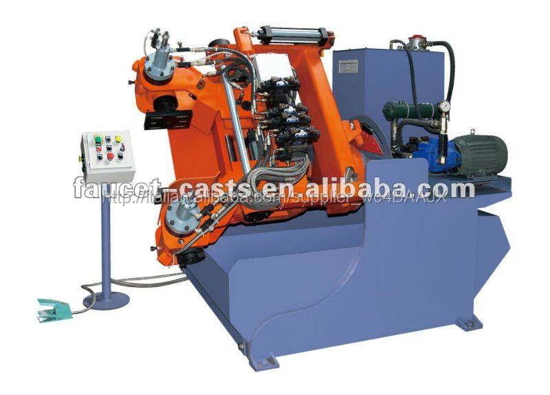 Idraulica totale multi- funzione di ottone macchina di pressofusione