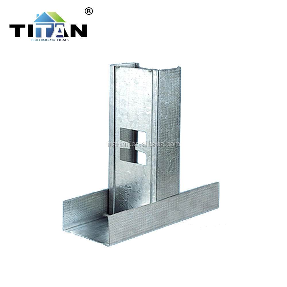 Hot Dipped Galvanized Drywall Metal Stud Price Philippines
