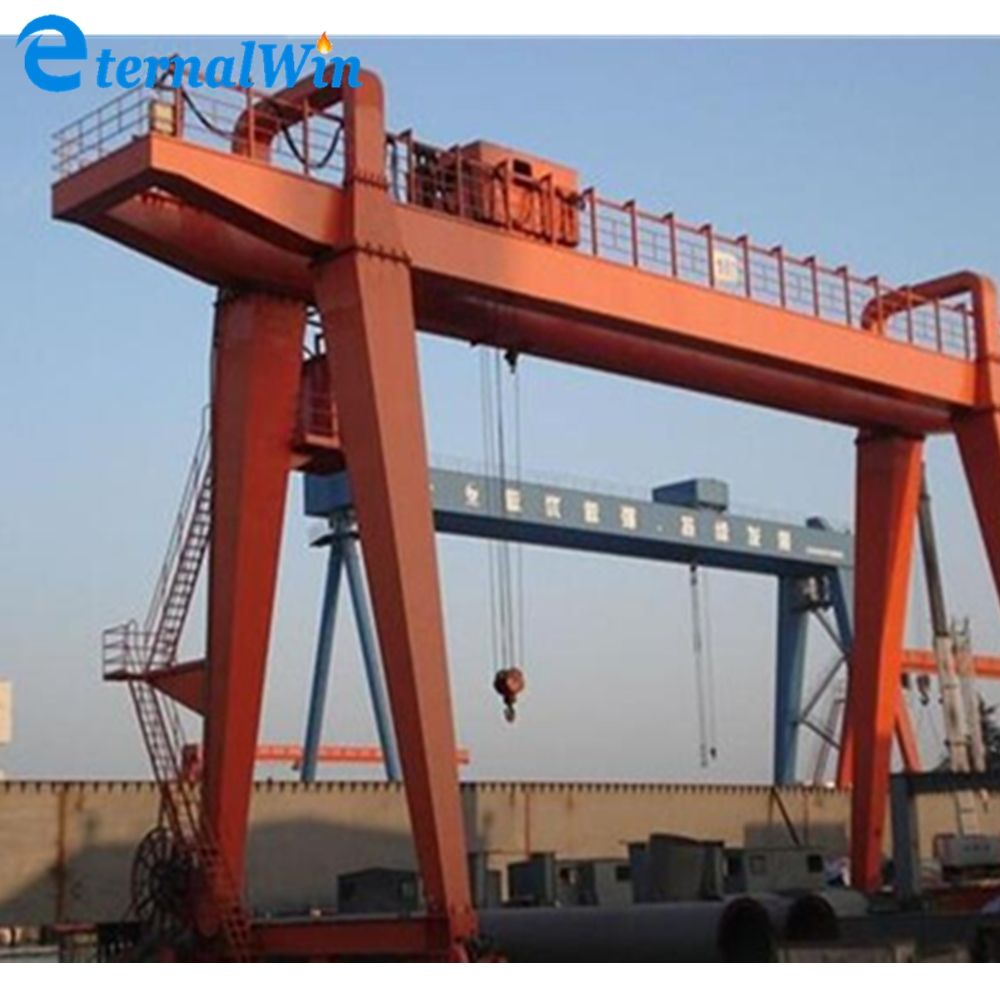 Double girder mg light gantry crane with CE certificate