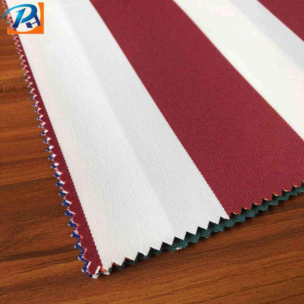 wholesale in stock 450d poly oxford fabric for outdoor