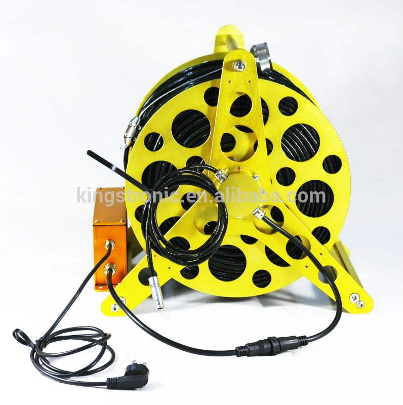 Nuevo pan & tilt cámara especializada en bien / pozo de inspección