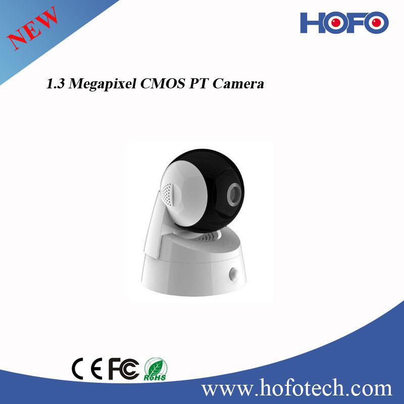 Cámara Hikvision OEM 1Megapixel CMOS PT de red con wifi, cámara de seguridad CCTV, cámara del IP