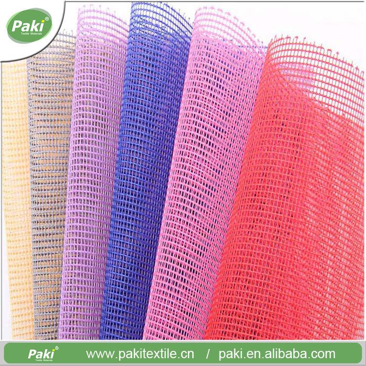 Beste qualität neue fashion vernünftigen preis fabrik kommerziellen pvc mesh stoff
