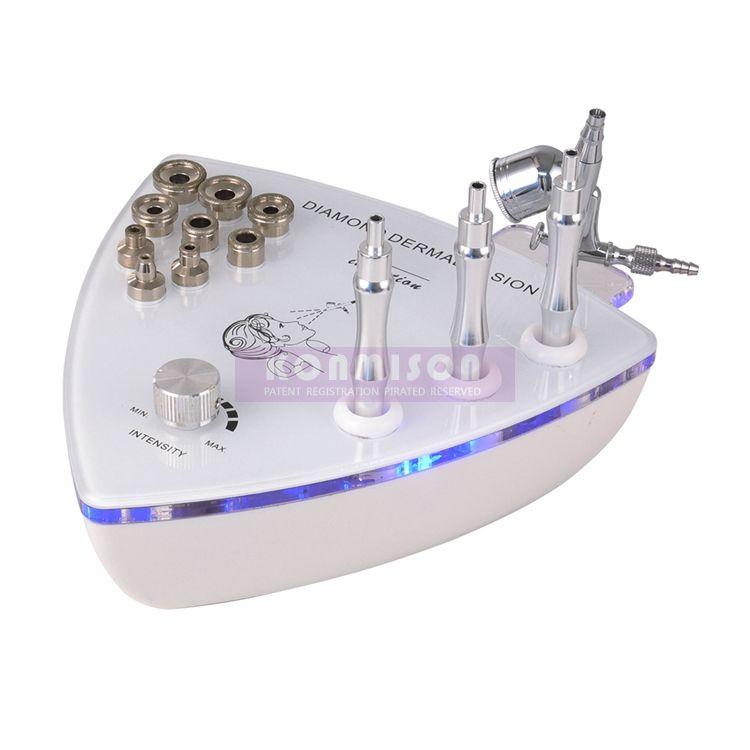 Новейший продукт алмазный пилинг машины алмазная микродермабразия машины