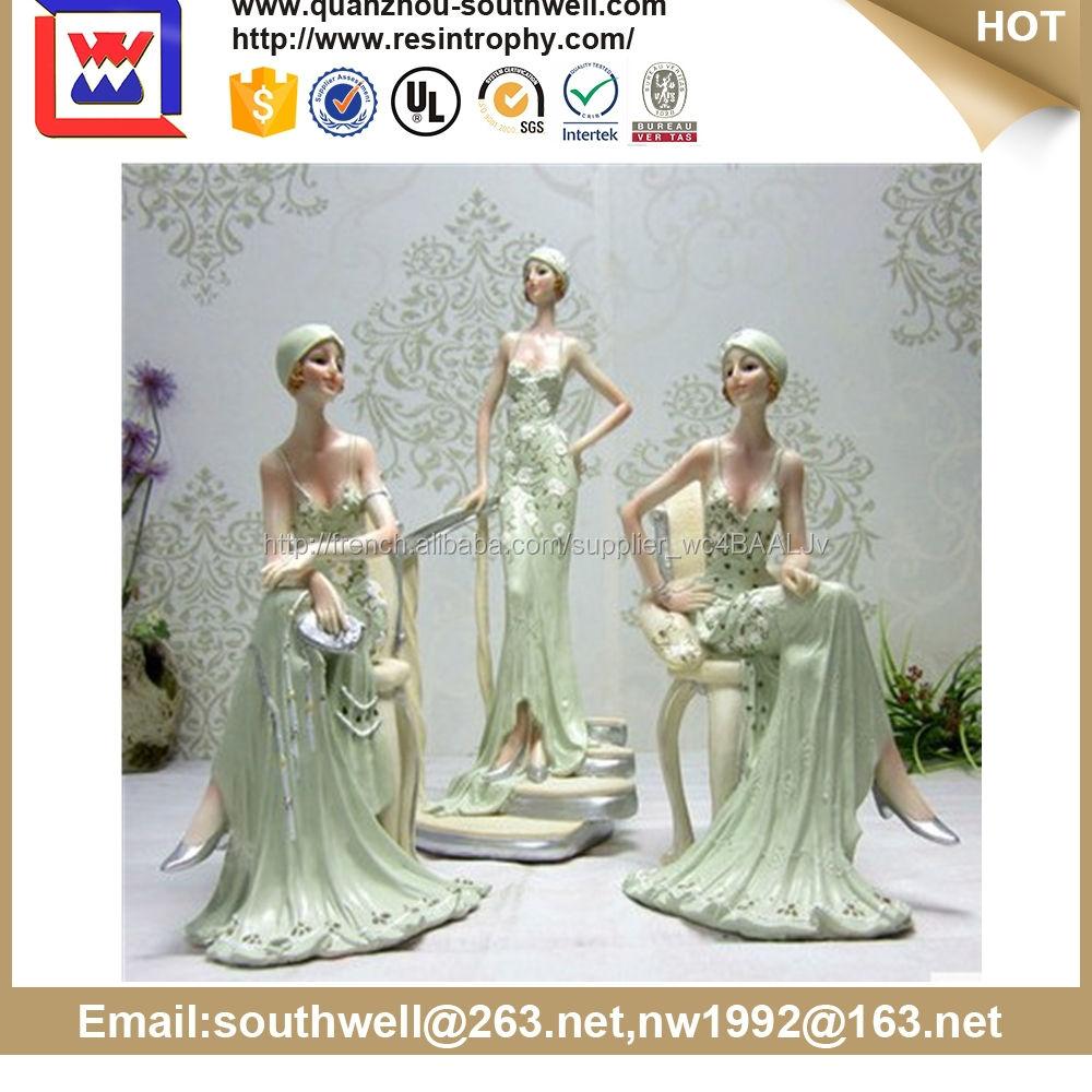 Polyrésine figurine sexe que souvenir - Hot vente