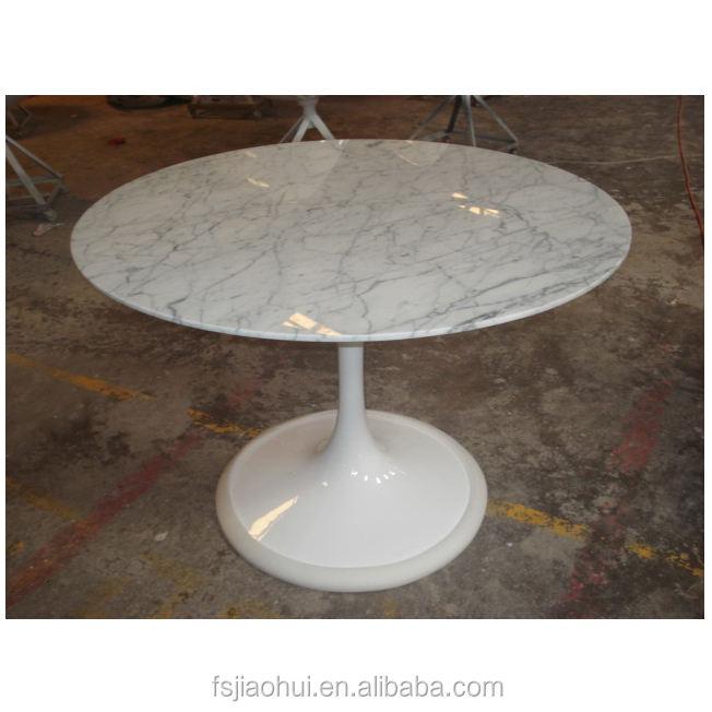 디자인 가구 복제 사리넨 튤립 테이블 대리석 최고 식탁