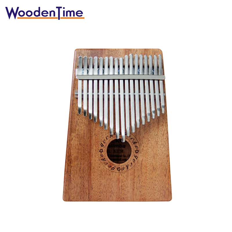 2018 Mão Tambor de <span class=keywords><strong>Percussão</strong></span> Instrumento Musical Instrumento Musical 17 Chaves Mogno Kalimba Mbira Piano de Polegar para <span class=keywords><strong>Venda</strong></span>