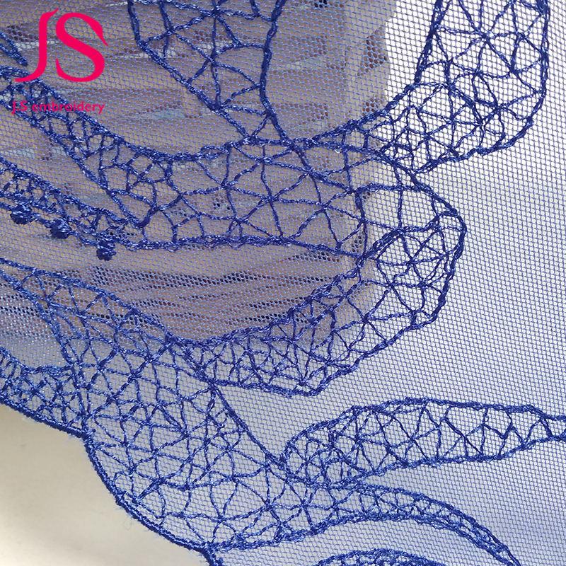 المصنعين المورد الأزرق الرباط و الديكورات الجملة ل ملابس الأطفال