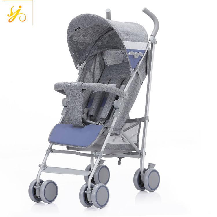 Simple compact bébé poussette/meilleure qualité bébé poussettes de jogging/léger poussette bébé à vendre