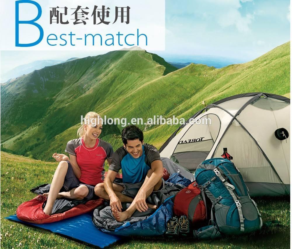 Lit d'air gonflable pour le Camping / équipement de plein Air matelas matelas en Nylon