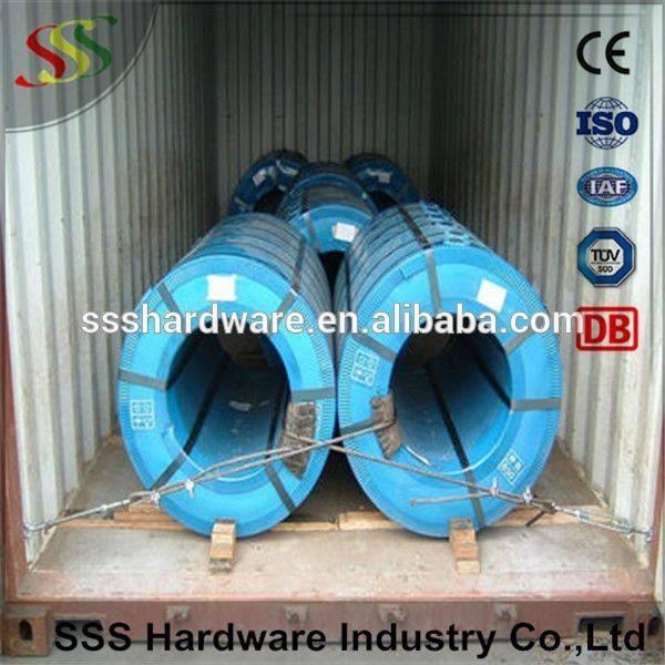 Alta calidad dx51dz100 <span class=keywords><strong>precio</strong></span> por inmersión en caliente galvanizado bobina de acero GI