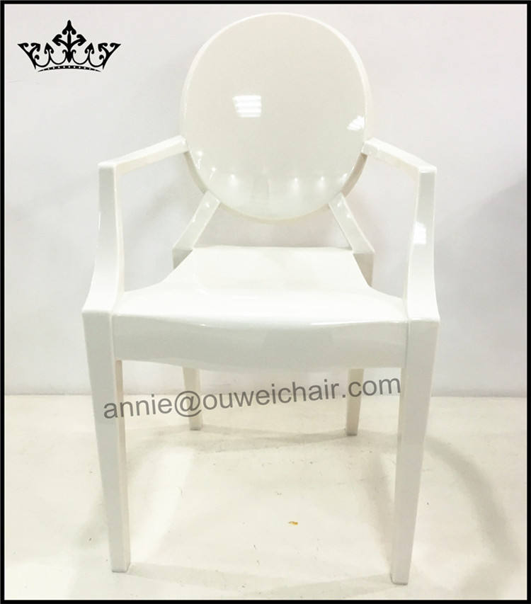 <span class=keywords><strong>Résine</strong></span> chaise empilable/à manger <span class=keywords><strong>résine</strong></span> chaise/Ivoire chaise