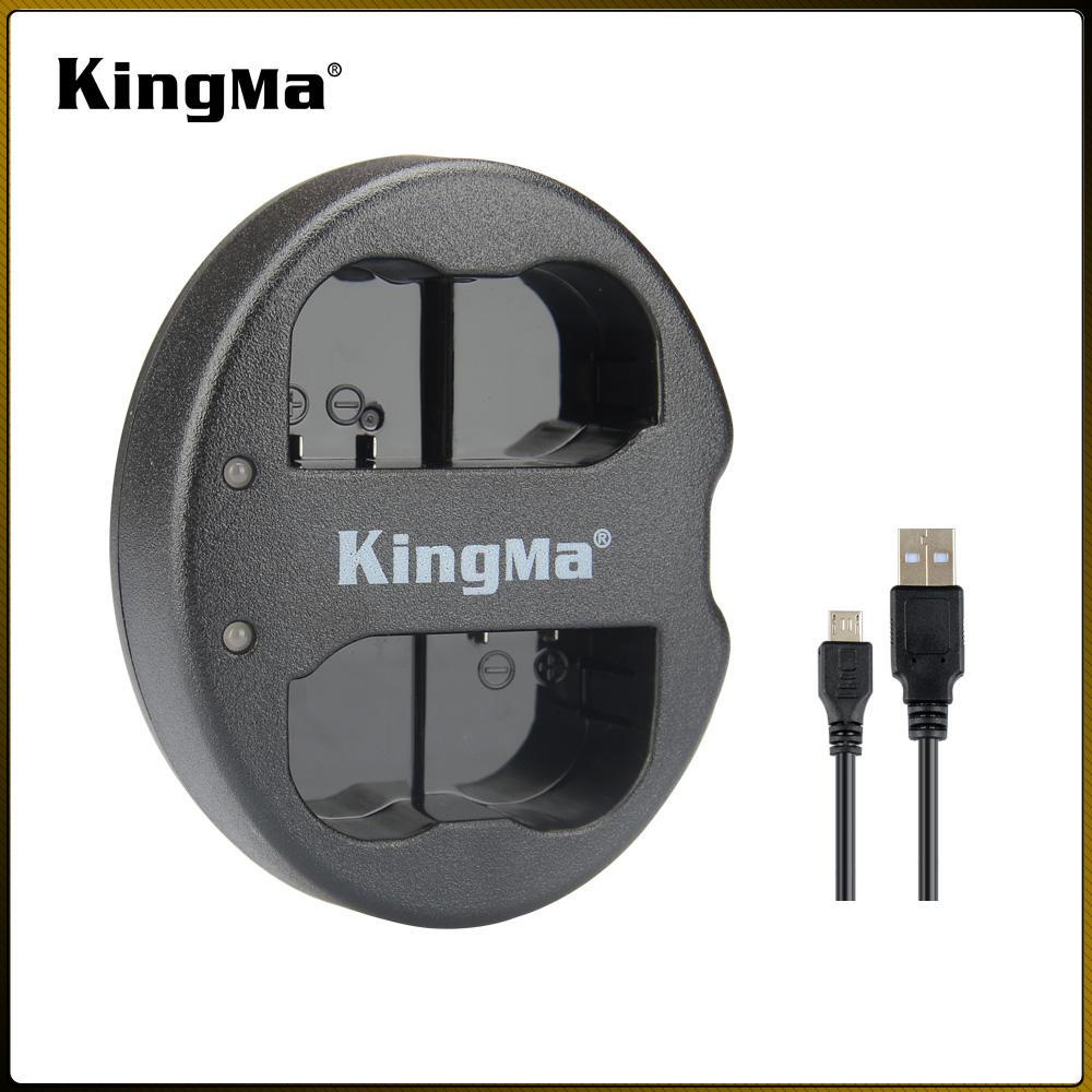 Vendita Calda KingMa BM015-ENEL15 EN-EL15 Micro Caricatore USB Dual Channel per <span class=keywords><strong>Nikon</strong></span> D750 D7200 D7100 D7000 D600 D610 D800