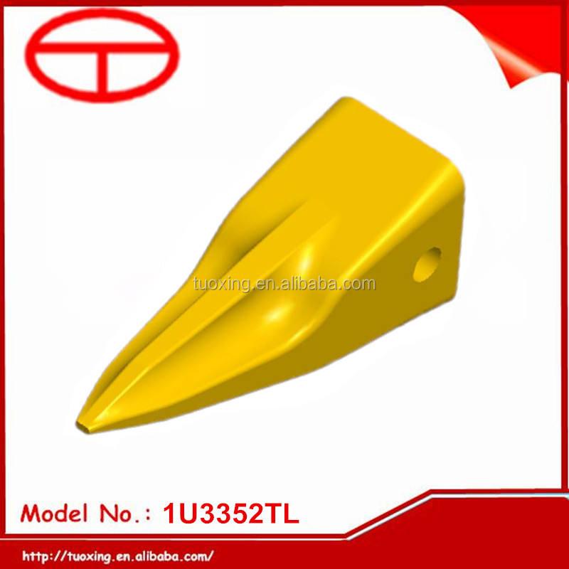 Экскаватор изнашиваемых деталей ведро зубы 1U3352TL