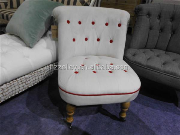 Venta caliente de moda pequeña silla diseño para los niños regalo navidad sillas