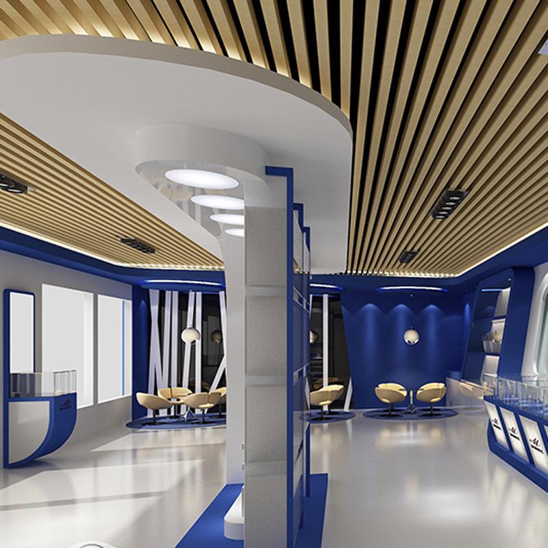 Camera da letto Della Decorazione di Alta Qualità di Soffitto del PVC