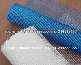 alcalino resistente malla de fibra de vidrio