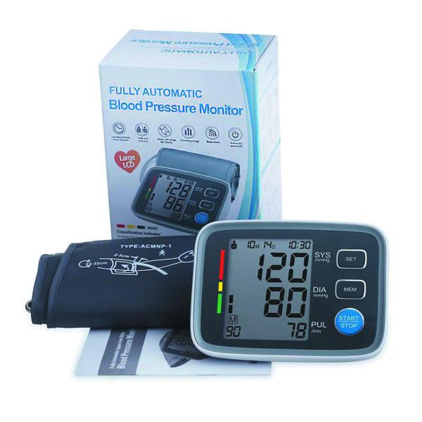 Digitale bluthochdruck symptome mit blutdruckmessgerät oberarm