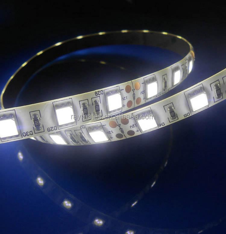 China fabricante venta al por mayor led del sensor de movimiento llevó la luz de tira