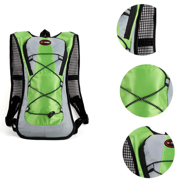 Benutzerdefinierte outdoor sport wandern rucksack radfahren hydration rucksack 5L <span class=keywords><strong>Camelback</strong></span> Wasser Rucksack Fahrrad
