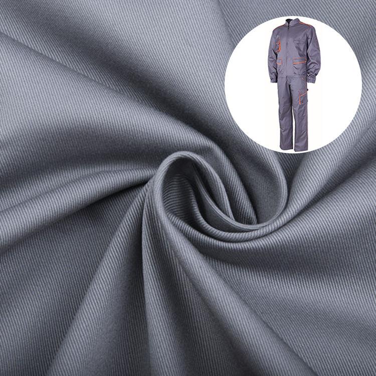 China fornecedor <span class=keywords><strong>teflon</strong></span> amplamente utilizado tecido 100% algodão para vestuário de trabalho