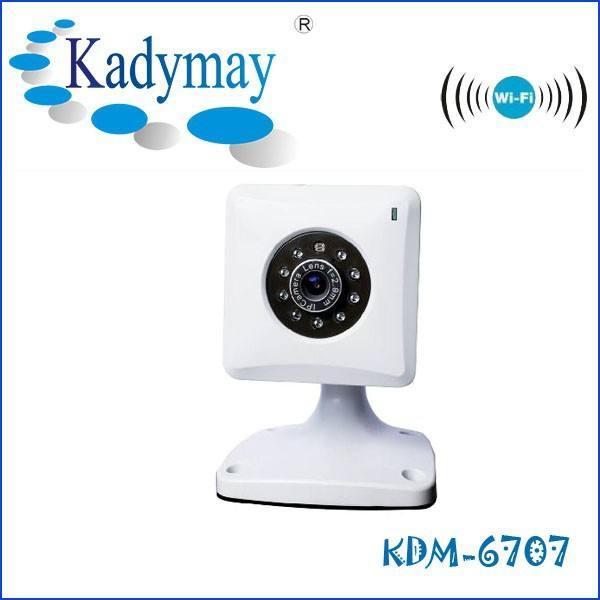 /wifi inalámbrica mjpeg cmos de pequeñas cámaras de vigilancia para seguridad en el hogar