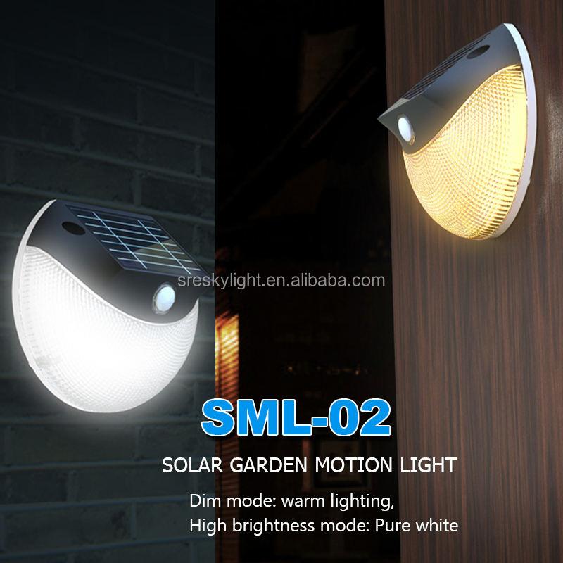 Approvisionnement d'usine Hotsale Petit Motion Sensor Night Light