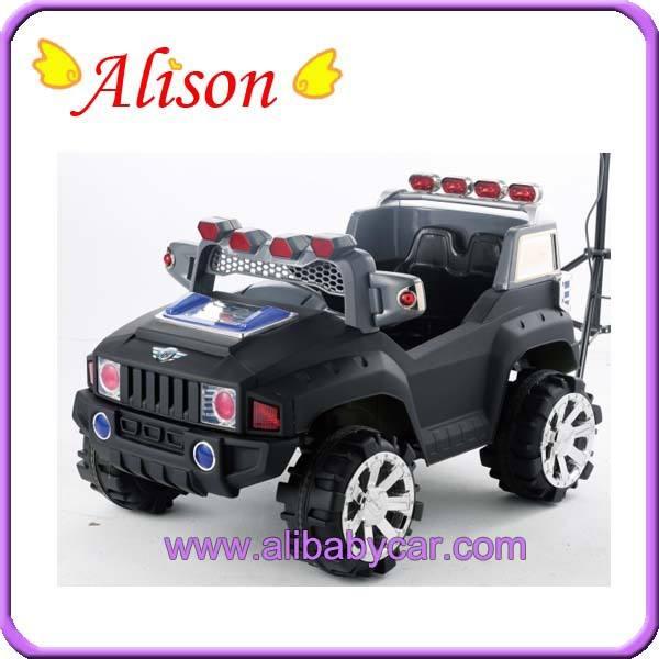 Alison C02207 cool jeep style batterie et matière plastique hummer - une voiture de jouet électrique