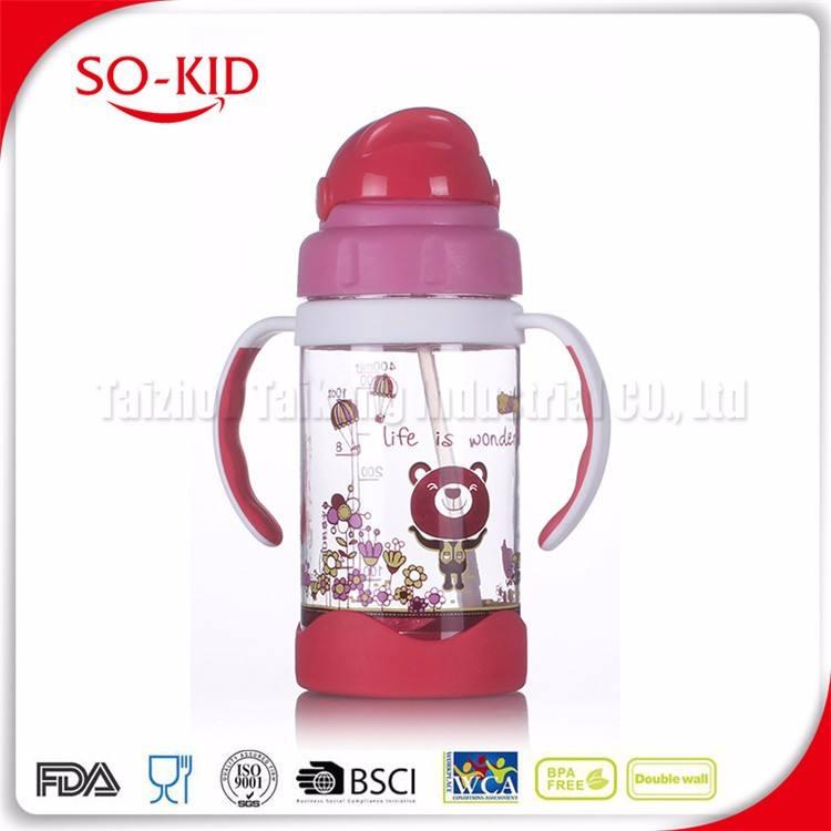Promoción Mejor Calidad Botellas Deportivas De Plástico Resistente a los Ácidos
