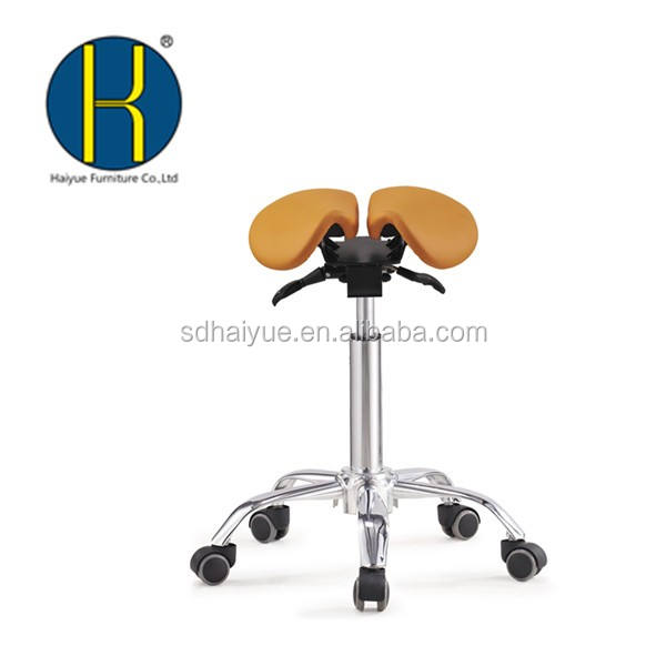 HAIYUE ACTIVE COLOURFUL POSTURE STOOLS - an healthy alternative to sitting on an ordinary office chair