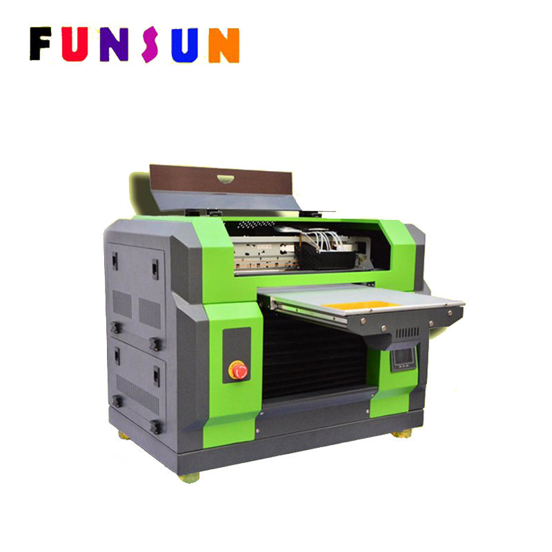 Funsunjet FORMATO A3 stampante testa DX5 usb <span class=keywords><strong>flash</strong></span> drive macchina da stampa UV