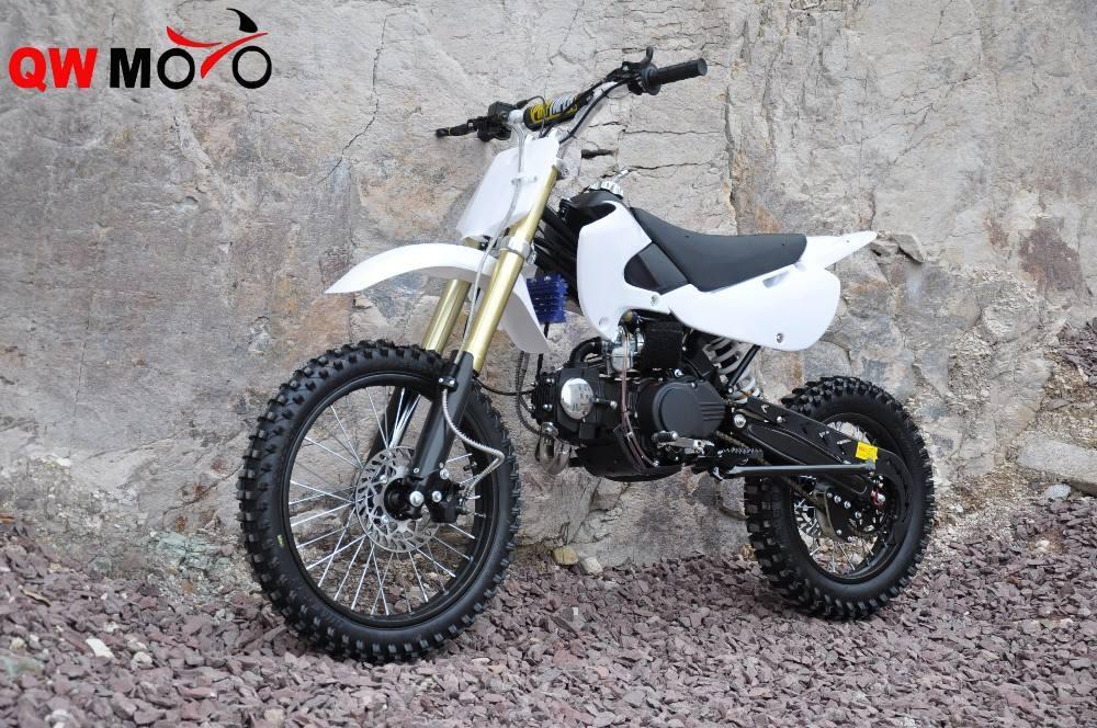 Alta calidad de la exportación Pit Bike chino blanco 150CC Dirt bike, 150CC Pit venta