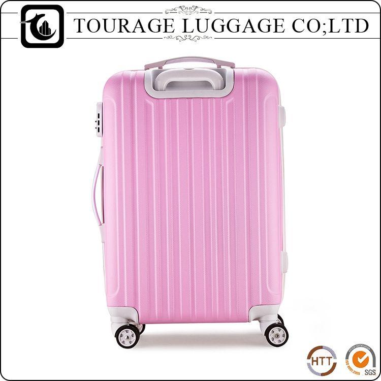 En gros pas cher 3d lady voyage chariot valise à guangzhou