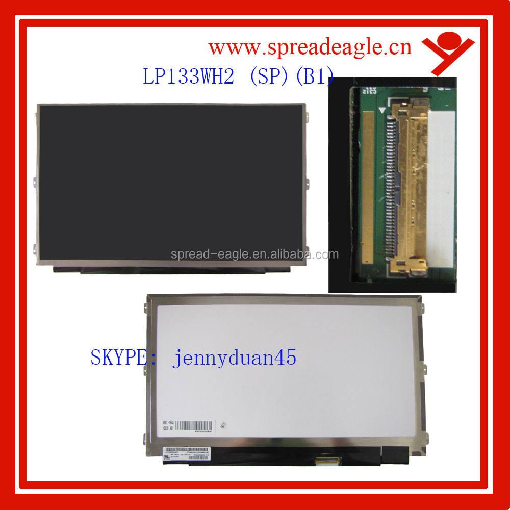 Novo e original de 13.3 polegada tela led LP133WD2 tela IPS para <span class=keywords><strong>sony</strong></span>