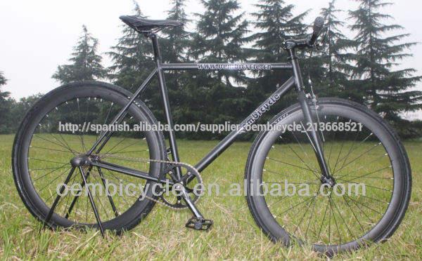 700C marco de aleación Especializada sola velocidad al por mayor de bicicletas especializada carretera