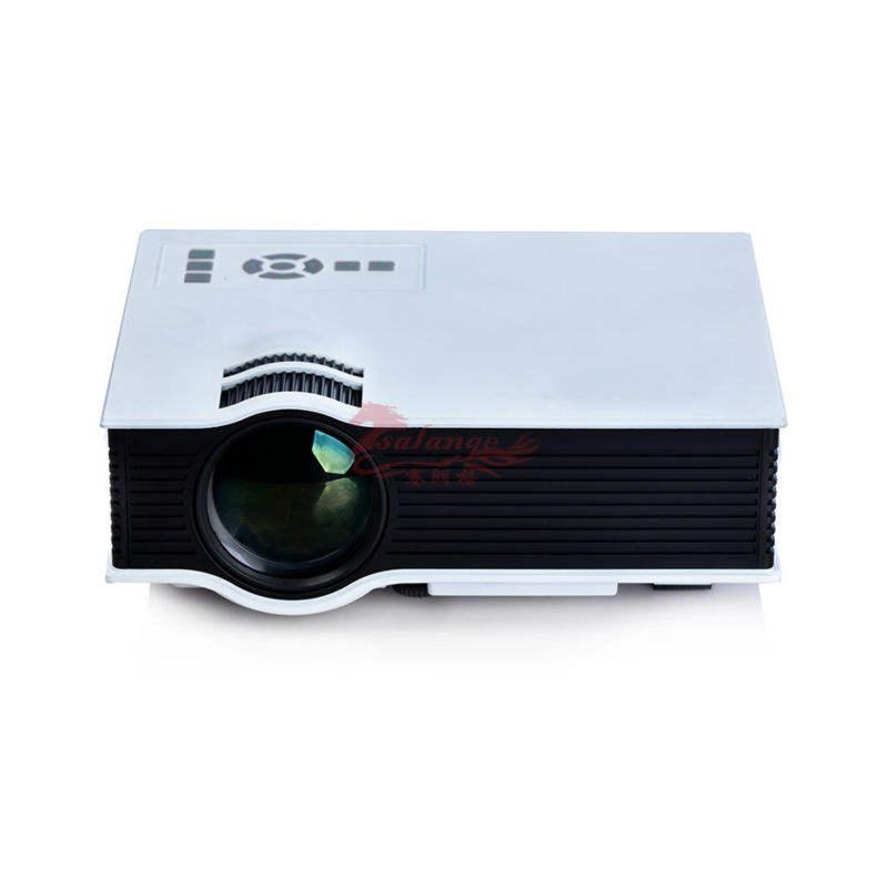 Cheapest 800 lumens home cinema teatro proyector de vídeo led lcd mini portable para el teléfono móvil