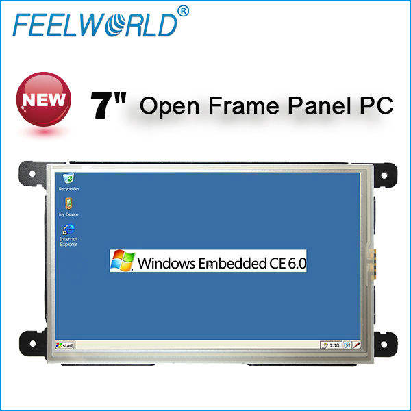 embedded 7 pollici touch screen windows mini pc con rs232 interfaccia rs485 supporto wince e <span class=keywords><strong>Linux</strong></span>