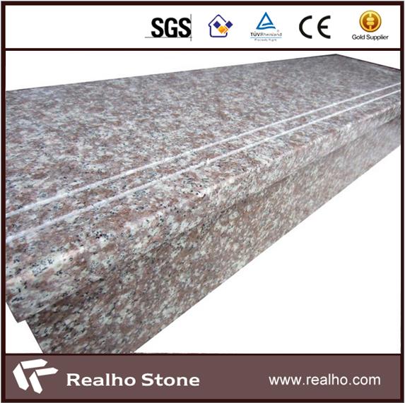 <span class=keywords><strong>Touro</strong></span> cheirar Escada <span class=keywords><strong>de</strong></span> Granito G687 Pêssego Vermelho Para A Decoração Interior