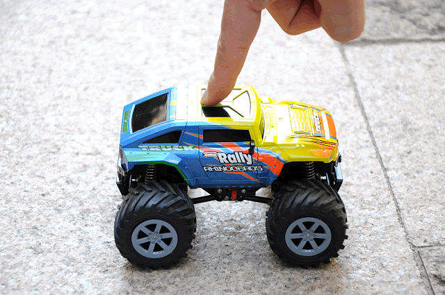 Populaires 1/24 hummer rc voiture jeep