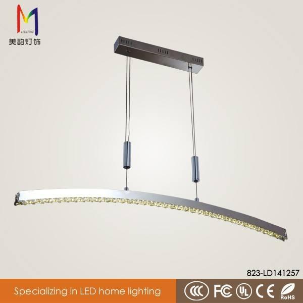 Cristal LED pendentif lumière décorative SAM 23 W avec CE rohs pour la maison décoration de mariage