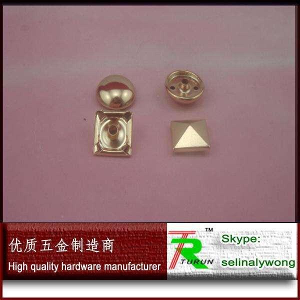 أفضل نوعية النيكل الحرة مستديرة معدنية برشام