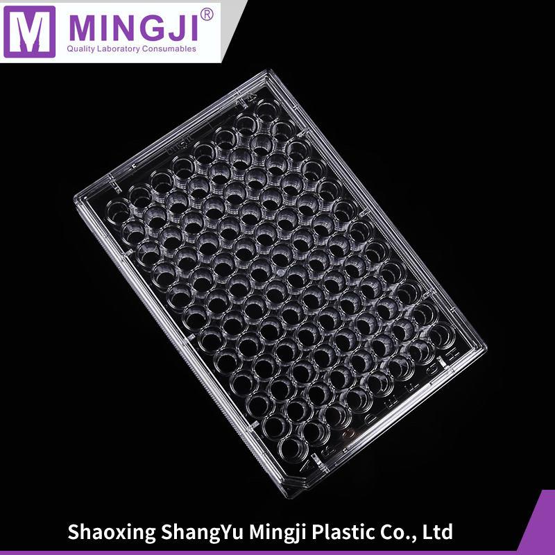 Di alta qualità 96 pozzi piastra di coltura cellulare a forma di v piastra di coltura cellulare