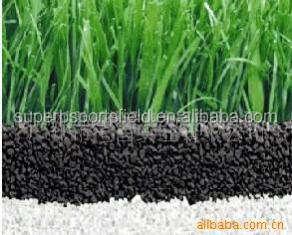 Футбол Искусственная Трава Установки Accessoreis SBR Черный Резиновый Гранулят