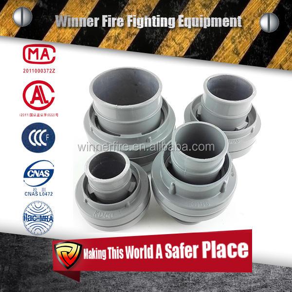2 дюймов, 2.5 дюймов, 3 дюймов, 4 дюймов пожарный шланг storz муфты с сертификатами для пожаротушения equiipment