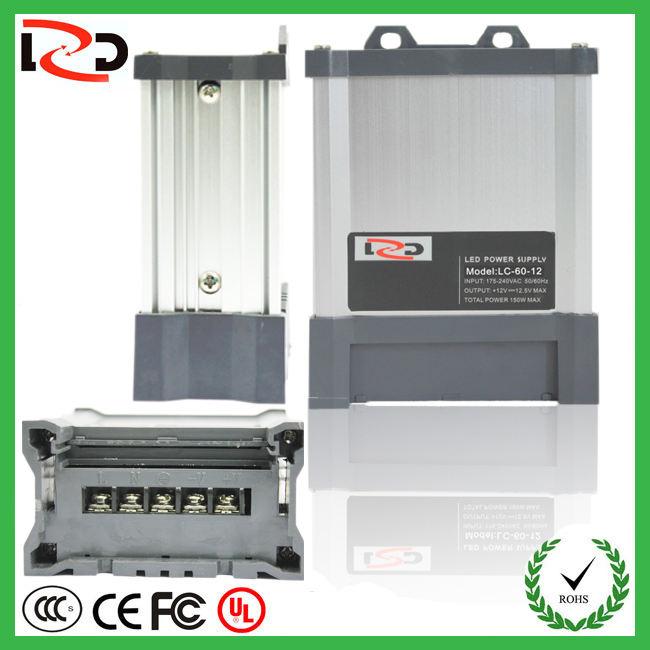Ailian fabbrica 12v 5 ampere di corrente continua 10/100mbps