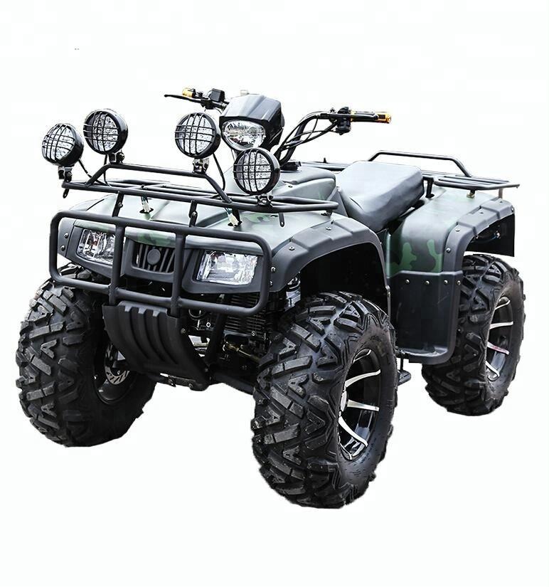 2018 certification ce nouveau style grande taille hummer 250cc ATV quad