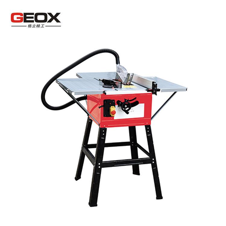 <span class=keywords><strong>GEOX</strong></span> 230 V 1600 W professionale mini cina table saw per la lavorazione del legno