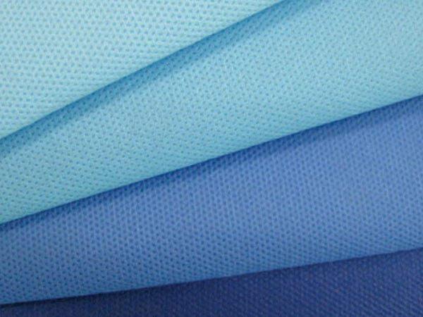Toutes les Couleurs PP Sérigraphie Impression haute qualité 40gsm non-tissé pour oreiller super absorbant non-tissé tissu