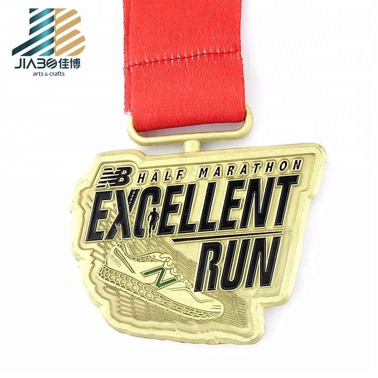 Deportes de <span class=keywords><strong>bronce</strong></span> de plata de oro de <span class=keywords><strong>latón</strong></span> recuerdo gigante correr música medallas